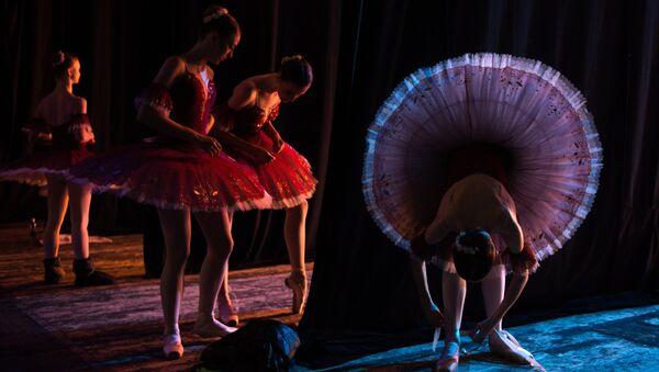 Balletto russo - Sputnik Italia