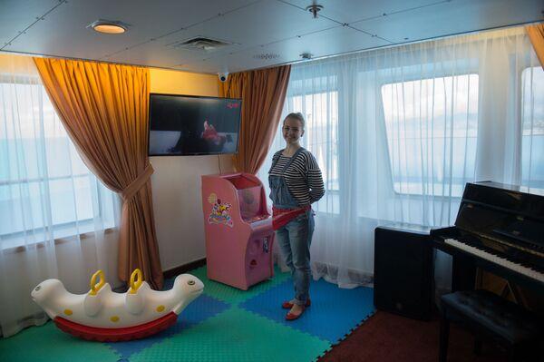In crociera a Sochi sulla nuovissima Knyaz' Vladimir - Sputnik Italia