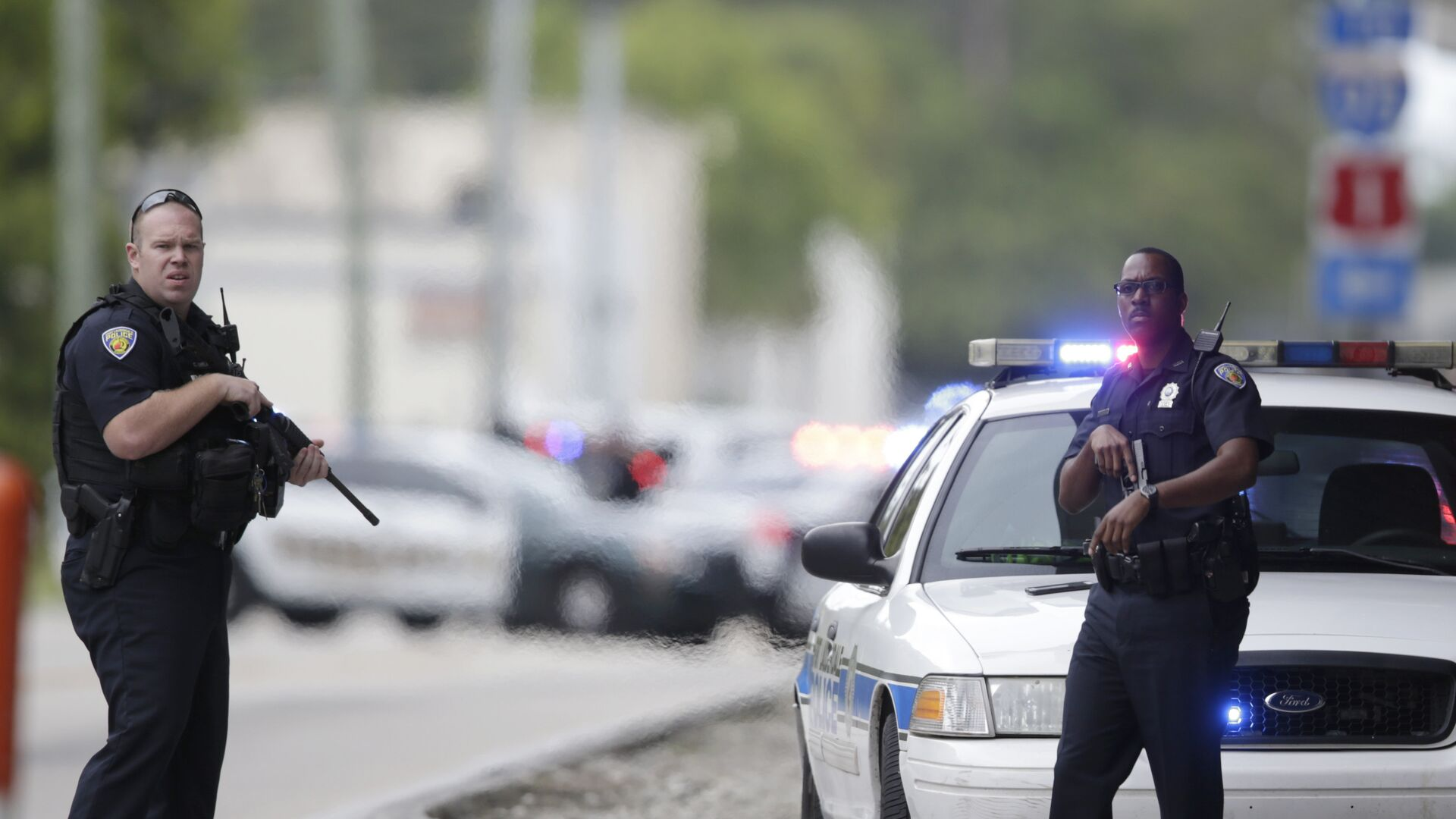 USA, giornata nera ad Atlanta: tre sparatorie in centri benessere fanno 8 morti - Sputnik Italia, 1920, 17.03.2021