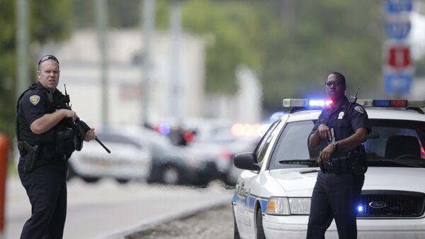 Agenti di polizia negli Usa - Sputnik Italia