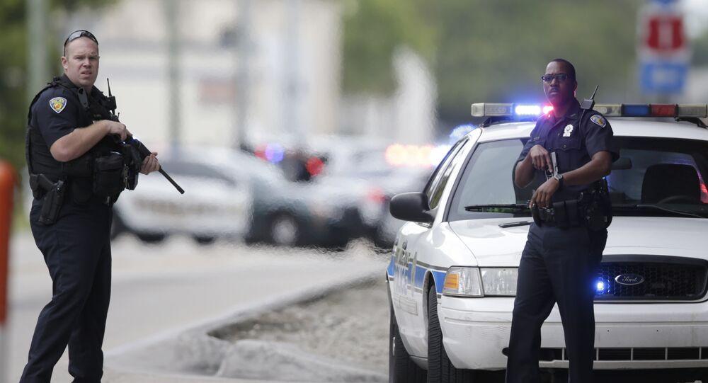 Agenti di polizia negli Usa
