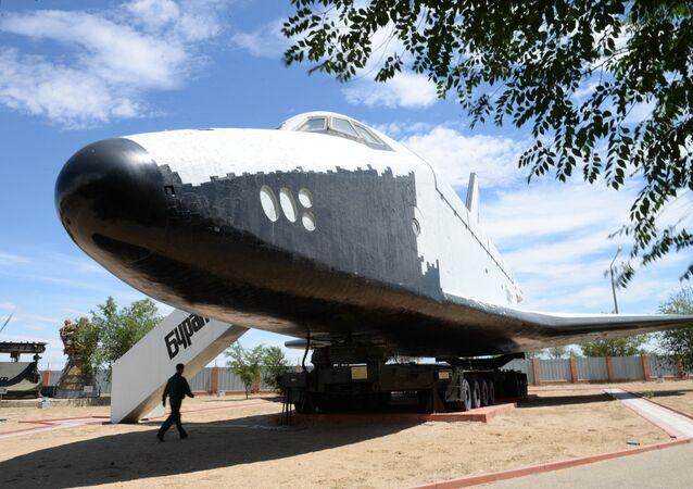 Il museo del cosmodromo di Baykonur