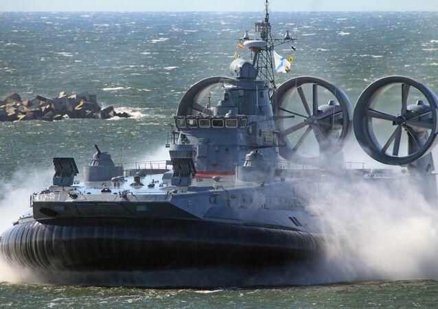 Hovercraft da sbarco Zubr
