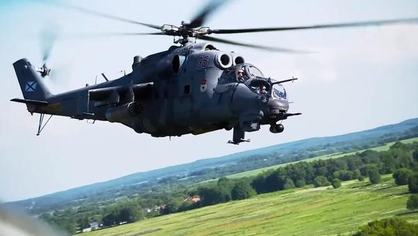 Le esercitazioni della aviazione della Flotta di Baltico - Sputnik Italia