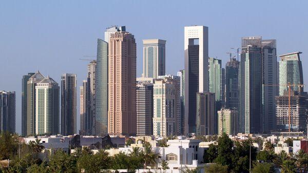 Una vista di Doha, Qatar - Sputnik Italia