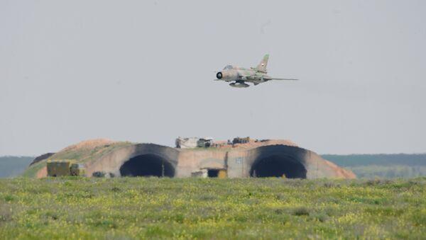 Syrian Air Forces resume flights from Ash Sha'irat air base - Sputnik Italia