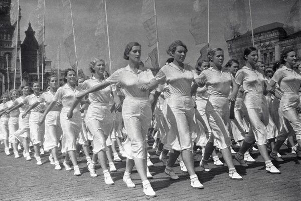 Le donne dell'URSS - Sputnik Italia