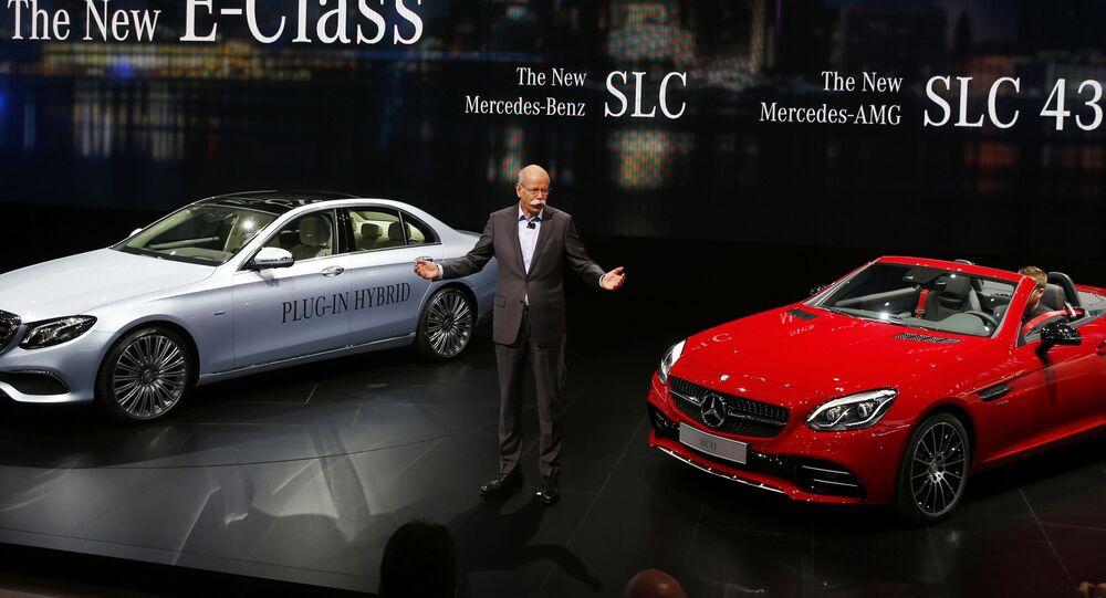 Due automobili Mercedes