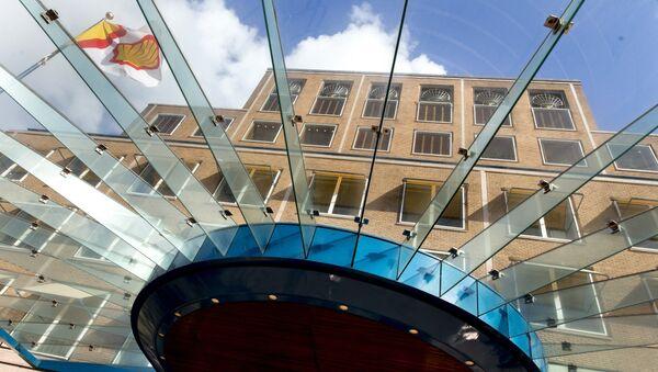 La sede della Royal Dutch Shell all'Aia - Sputnik Italia
