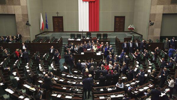 Sejm RP - Sputnik Italia