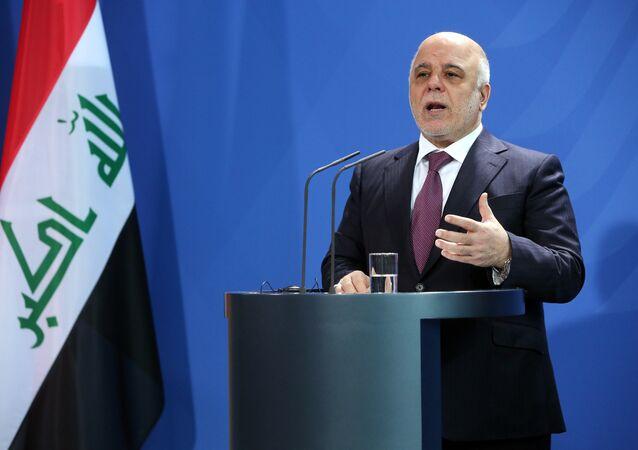 Il premier Haider al-Abadi