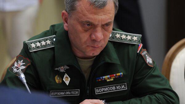Yurij Borisov - Sputnik Italia