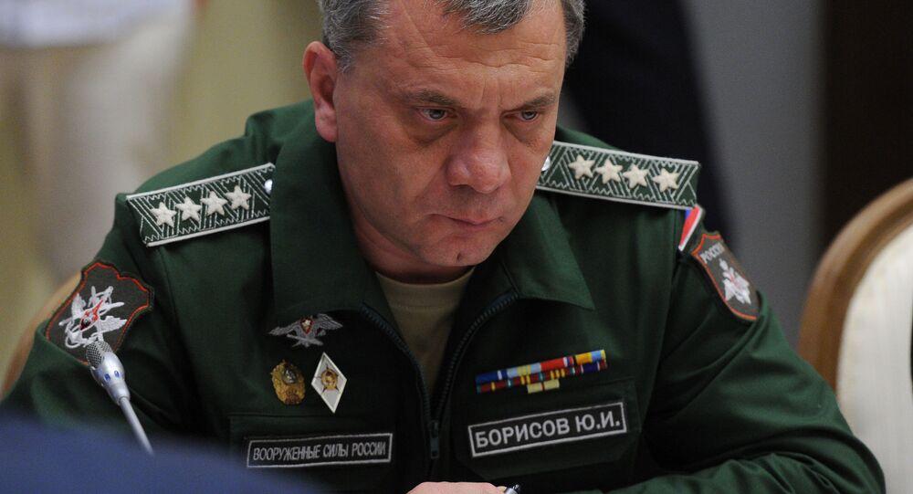 Yurij Borisov