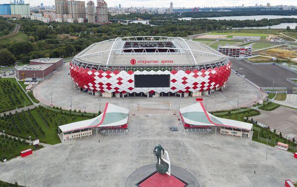 Lo stadio Spartak di Mosca - Sputnik Italia