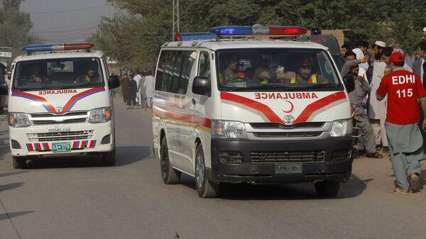 Ambulanza in Pakistan - Sputnik Italia
