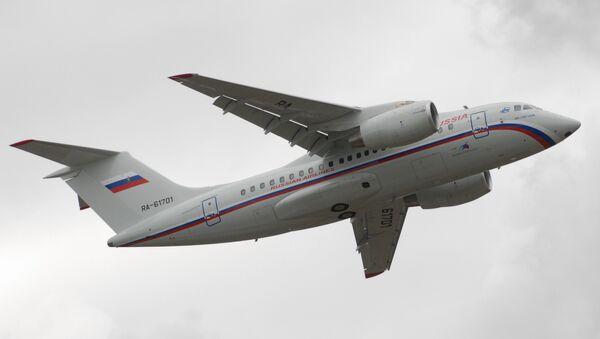 Antonov An-148 - Sputnik Italia
