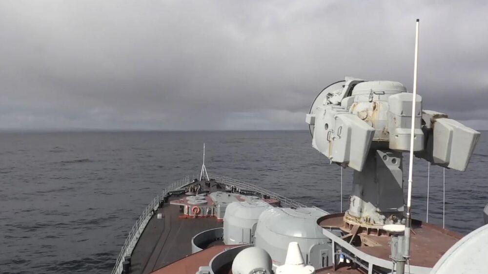 Il lancio dei missili Bulava dal sottomarino Yuri Dolgorukiy