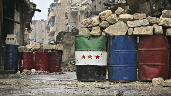 Освобожденный квартал восточного Алеппо - Sputnik Italia