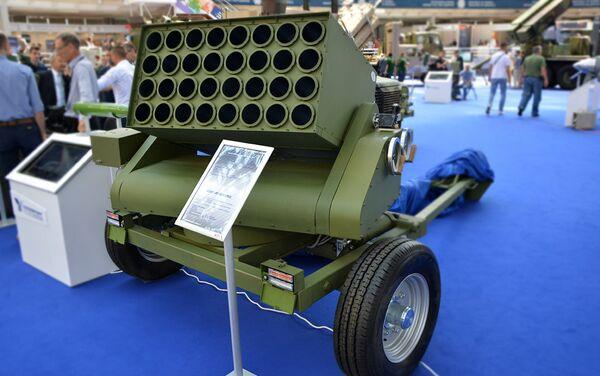 Cannone trainato LRV 107mm M16 - Sputnik Italia