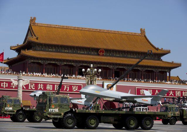 China Military Modernization Drones