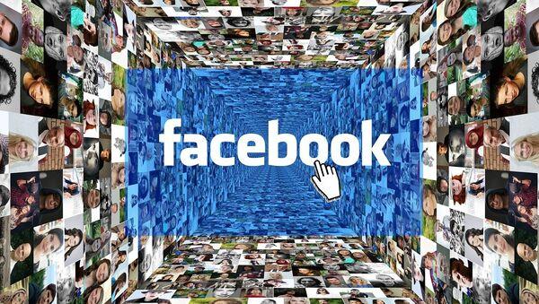Lunedì 24 agosto, per la prima volta, il social network è stato usato da 1 miliardo di persone.  - Sputnik Italia