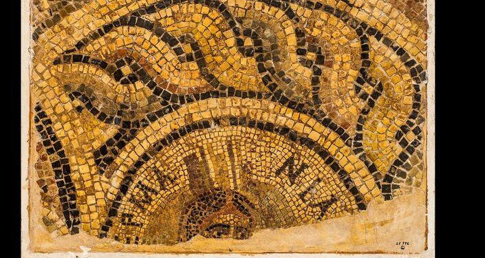 Lacerto con personificazione della Germania Seconda metà II secolo d.C.