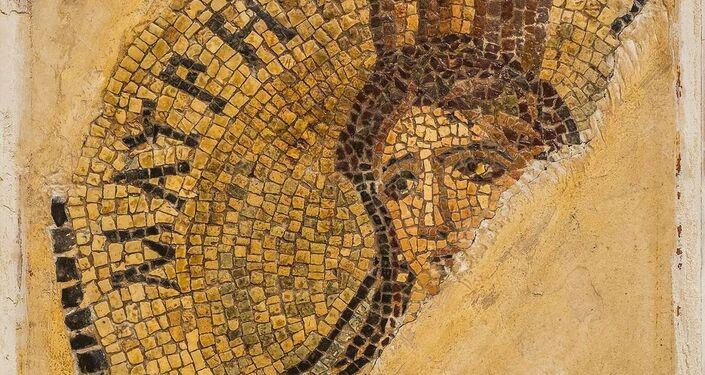 Lacerto con personificazione della Mauretania Seconda metà II secolo d.C.