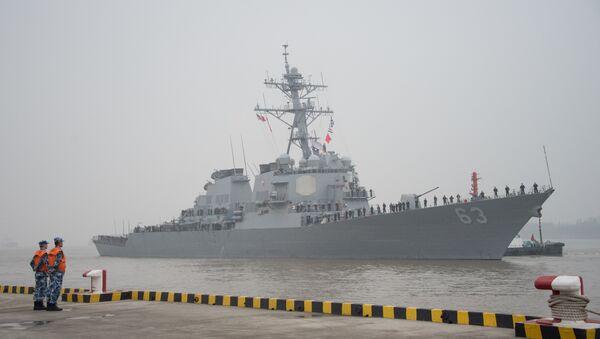 USS Stethem - Sputnik Italia
