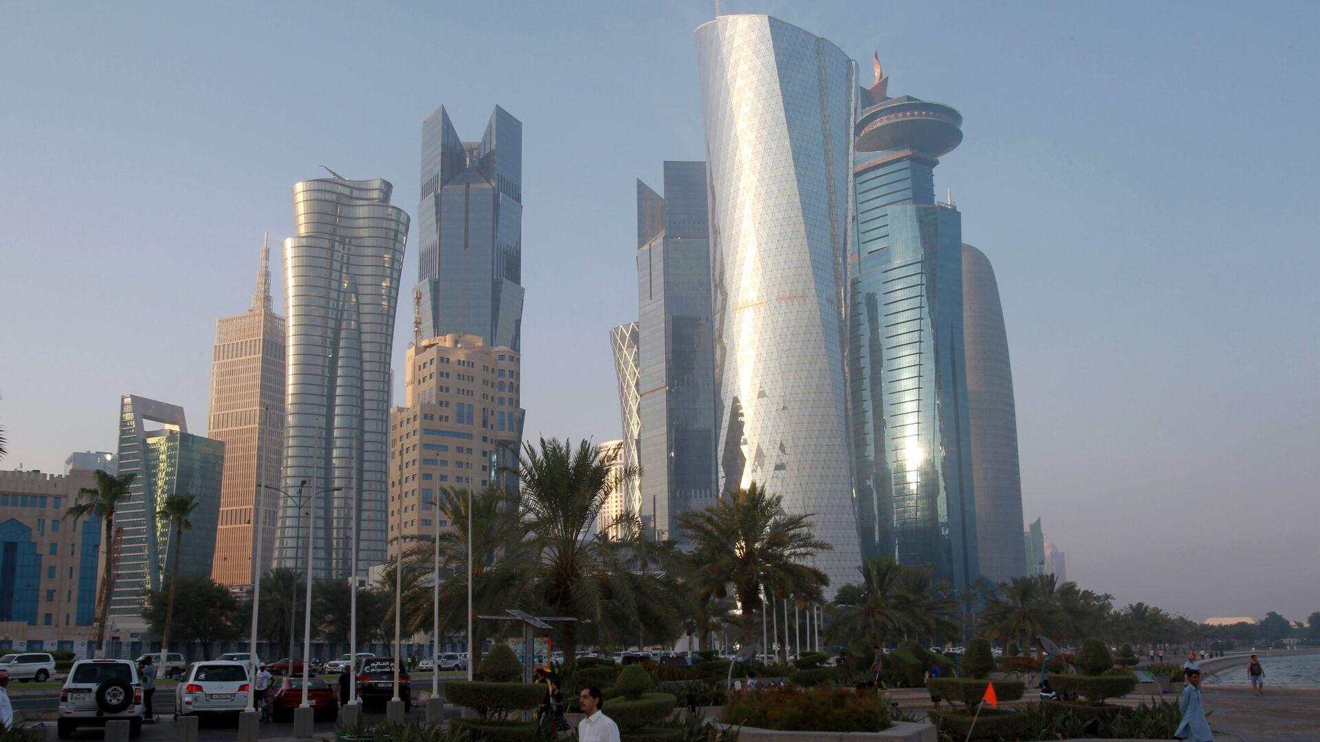Doha, la capitale del Qatar - Sputnik Italia, 1920, 29.08.2021