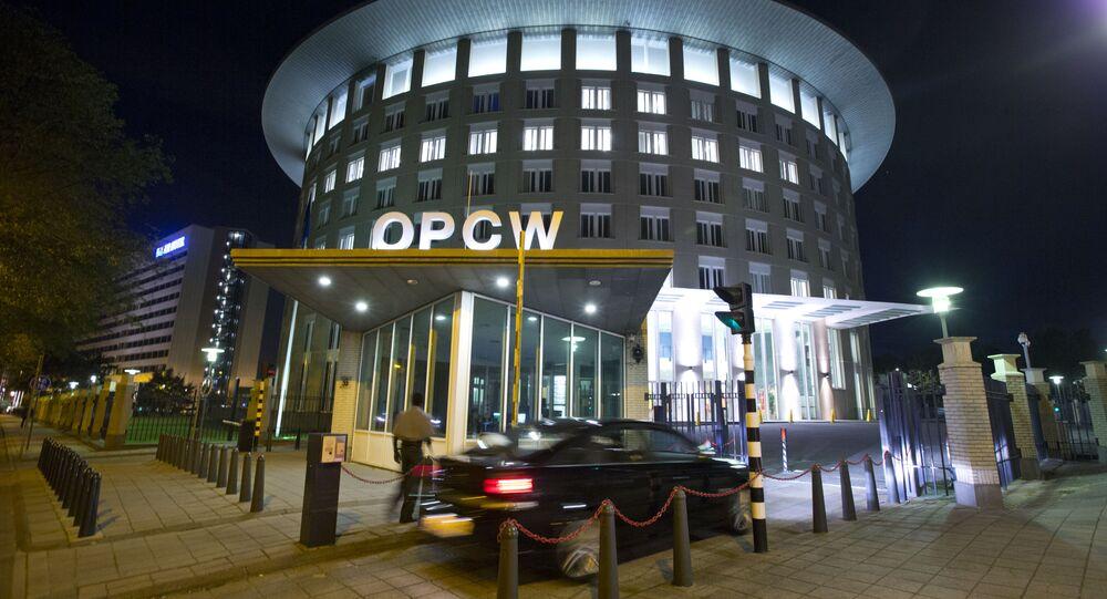 L'Organizzazione per la proibizione delle armi chimiche OPAC