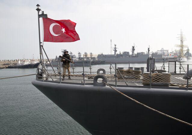Marina militare turca