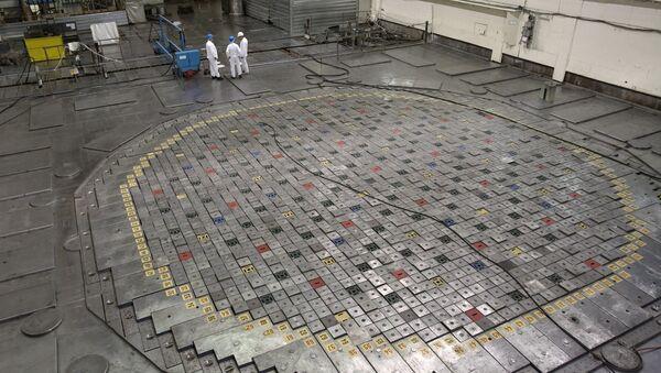 The reactor of the Leningrad nuclear power plant in Sosnovy Bor - Sputnik Italia