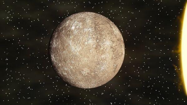 Mercurio - Sputnik Italia