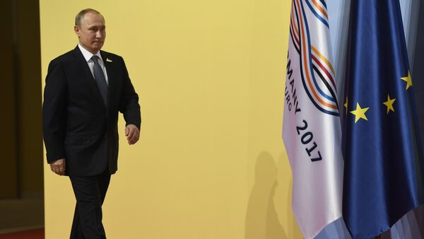 presidente russo al vertice G20 - Sputnik Italia