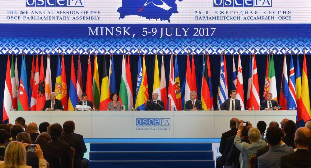Assemblea Parlamentare dell'OSCE