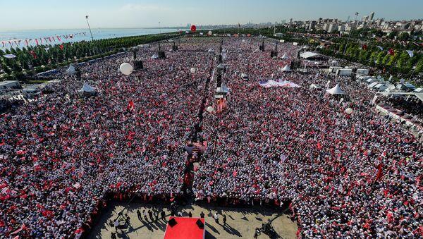 Kemal Kılıçdaroğlu - Adalet Mitingi - Sputnik Italia