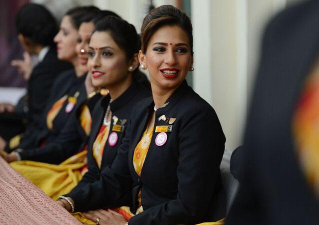 Le hostess più belle del mondo