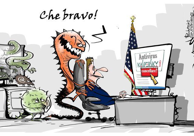L'amministrazione Trump ha rimosso la Kaspersky Lab dagli elenchi di fornitori i cui prodotti utilizzabili dalle agenzie governative.