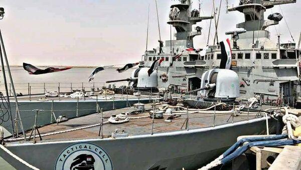 Corvetta tipo Assad di produzione italiana - Sputnik Italia