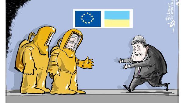 Ucraina ed UE - Sputnik Italia