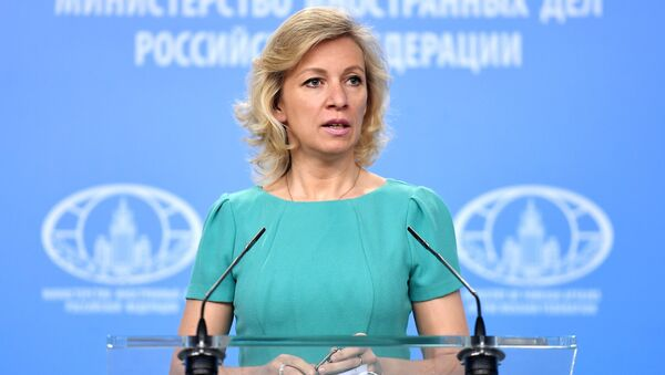 Briefing by Russian Foreign Ministry Spokesperson Maria Zakharova - Sputnik Italia