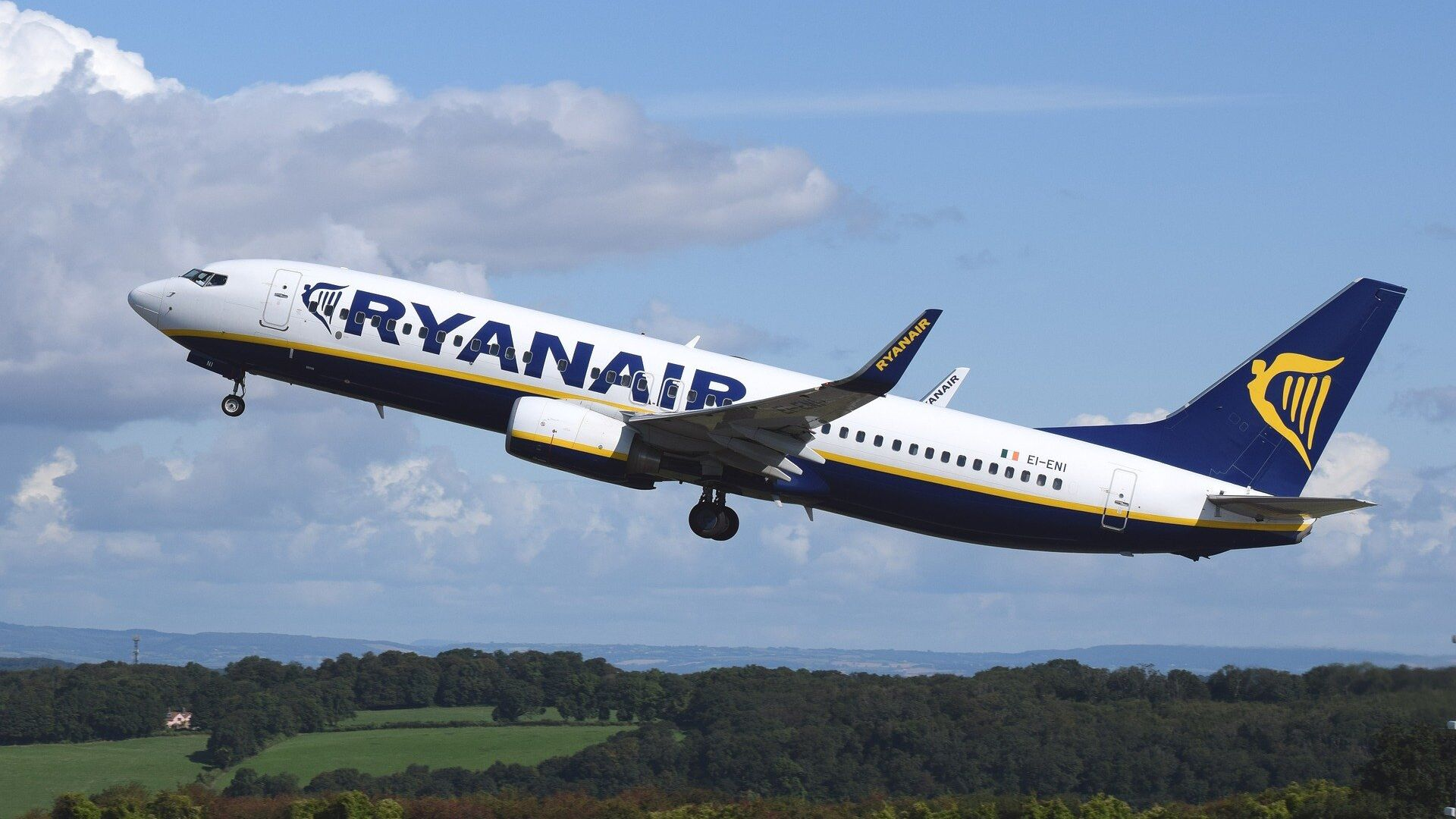 Irish Ryanair airline - Sputnik Italia, 1920, 24.05.2021