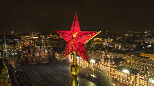 Una stella del Cremlino. - Sputnik Italia