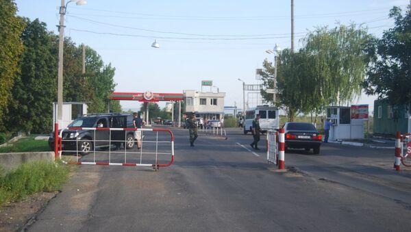 Border between Transnistria and Moldova - Sputnik Italia