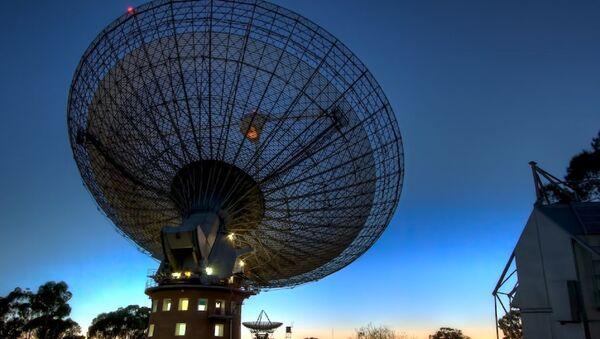 Parkes Radio Telescope - Sputnik Italia