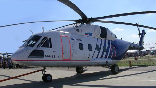 Вертолет Ми-38 - Sputnik Italia