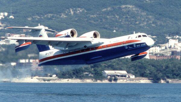 Beriev Be-200 - Sputnik Italia