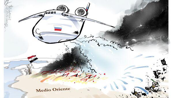 Vice presidente Iraq: la Russia ha salvato il Medio Oriente dalla distruzione - Sputnik Italia
