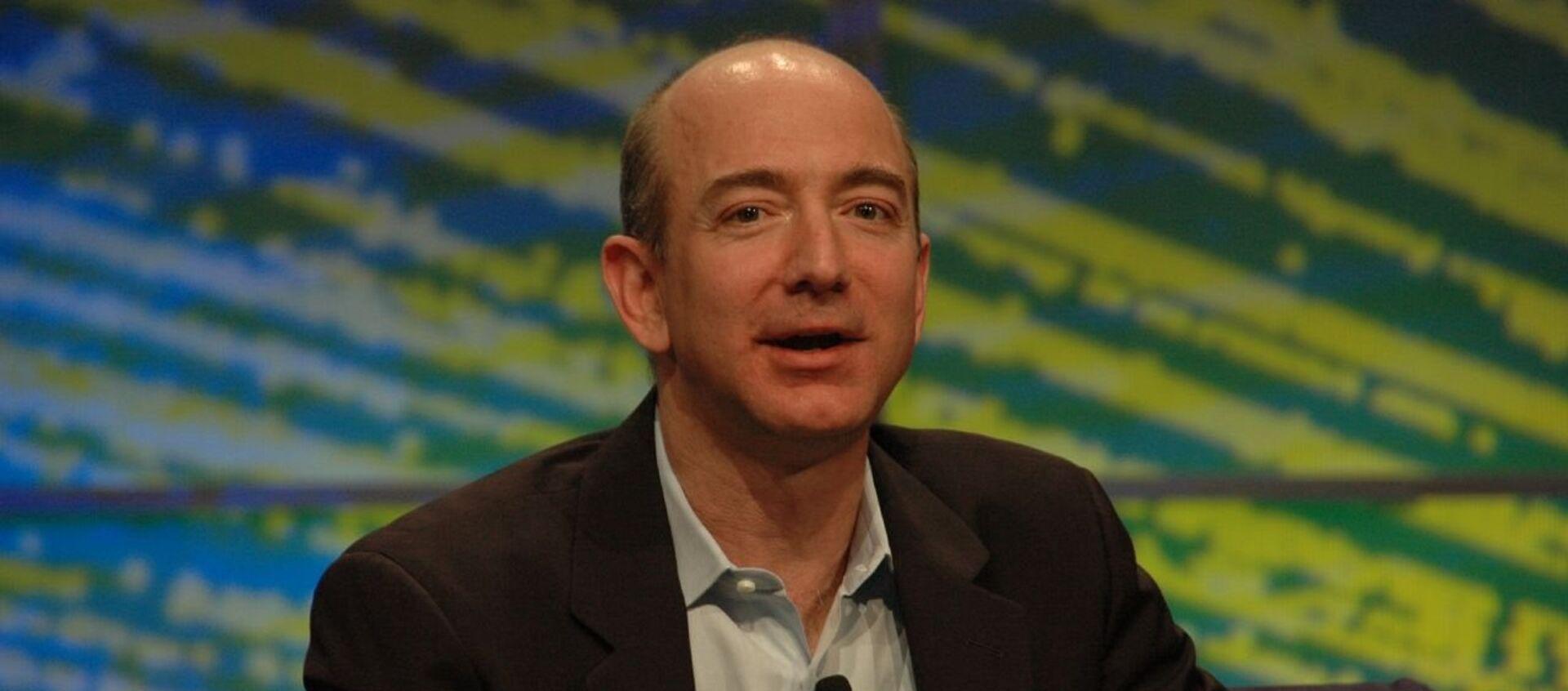 Jeff Bezos - Sputnik Italia, 1920, 25.04.2020