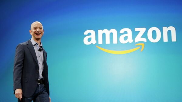 Jeff Bezos, proprietario di Amazon e del Washington Post - Sputnik Italia